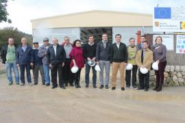 El centro de tipificación de corderos en Pollença permitirá a los ganaderos una mayor rentabilidad