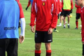 Vallejo dice que la racha del Mallorca acabó «con un gol extraño»