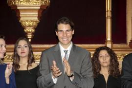 El Consell nombra a Nadal Hijo Predilecto de Mallorca