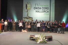 Premios Onda Cero a 17 entidades, personas y empresas de la Isla