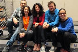 El dramaturgo mallorquín Toni Lluís Reyes estrena la obra 'Edimburg' en el Principal