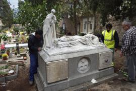 El PP de Sóller dice que la protección del cementerio depende del Consell