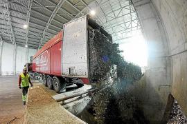 MÉS denuncia la importación de 82.250 toneladas más de basura para incinerar