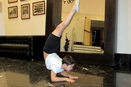 Joan Horrach, bailarín