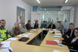 El Consell presenta proyectos para 2015 para mejorar la  seguridad de los ciclistas