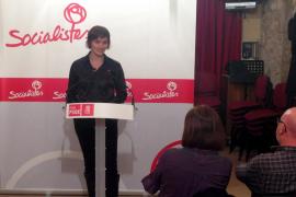 Marga Portells se presenta como candidata del PSIB a la Alcaldía de Muro