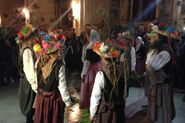 Vilafranca celebra Santa Bàrbara