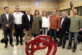 El PSIB presenta sus candidatos a Govern, Consell y alcaldías