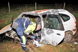 Una monja muere y tres resultan graves por un accidente de tráfico en Felanitx