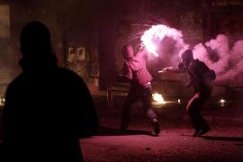 Los disturbios en Atenas concluyen con más de 200 detenidos