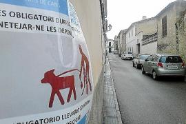 Sant Joan recuerda la ordenanza cívica para perros
