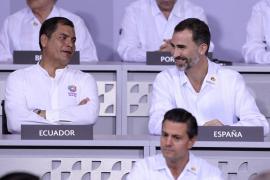 El Rey y Rajoy apelan a una Iberoamérica unida y fuerte en su diversidad