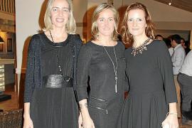 Fiesta sorpresa para Carmen, Begoña y Maria Rosa Palou de Comasema