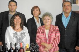 Entrega de los premios Brot de Pi en Santa Maria