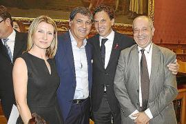 Rafael Nadal, Fill Predilecte de Mallorca