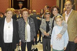 Fill Predilecte de Mallorca para Rafa Nadal