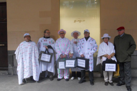 Pensionistas y jubilados piden protestar contra la  «sobreexplotación esclavista»