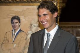 Nadal participará en la Gala Solidaria del Tenis Español