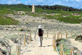El Consell potenciará la conexión de la ruta senderista Artà–Lluc con la de la Pedra en Sec