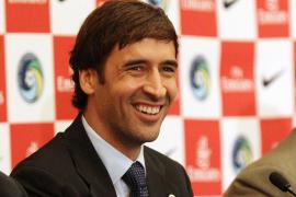 El Cosmos presenta a Raúl como nuevo jugador