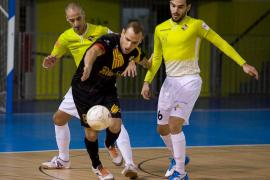 El Palma Futsal cae en la Copa del Rey