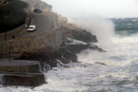 El 112 ha atendido 42 incidentes por el mal tiempo en Balears