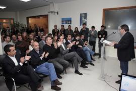El PP presenta a Pedro Rosselló y a Andreu Ramis como candidatos a la Alcaldía de Manacor y de Costitx