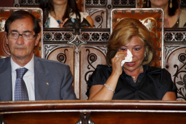 La madre de Sáenz de Tejada: «mientras no les maten,  me da igual que les cojan o no»