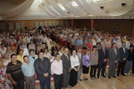 Entregados los diplomas a los 273 alumnos de los cursos de la UOM en los pueblos de la Isla