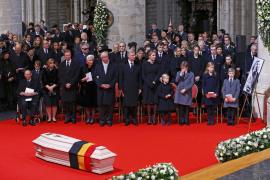Último adiós a Fabiola de Bélgica