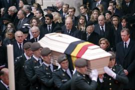 Bélgica despide a la reina Fabiola con guiños a su origen español