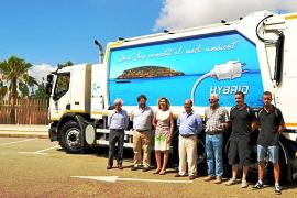 Pioneros en la limpieza en Eivissa