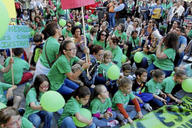 El Govern inyecta 19 millones para pagar las nóminas de los profesores