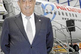 Juan José Hidalgo no entiende la actitud de Fomento con Air Europa