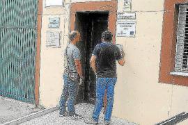 Detenido un menor que atracó a otro en un polideportivo de Palma
