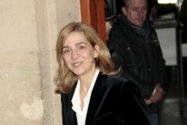 La Infanta depositará esta semana los 587.000 euros que pide el fiscal
