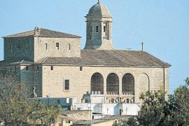 Detenido un joven por robar un cajetín de dinero del interior de la parroquia de Llucmajor