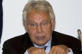 La trayectoria de Felipe González se reflejará en una serie