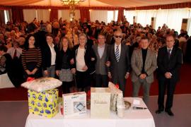 Entrega de premios  de la Federación de Asociaciones de Personas Mayores