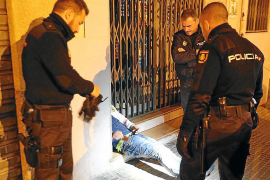 Asaltan al empleado de un locutorio y le roban 350 euros