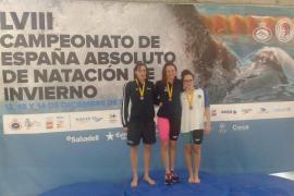 Sánchez y Costa suman otros dos oros en los Campeonatos de España de natación