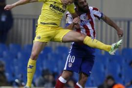 El Atlético de Madrid y el Sevilla se atascan