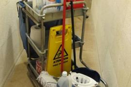 UGT denuncia que los impagos del Govern dejan sin extra de Navidad a más de 350 limpiadoras