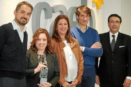 Entrega de los Premios CAEB 2014