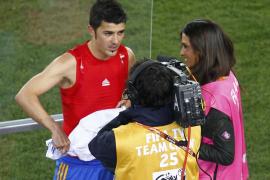 Villa no será sancionado por la bofetada a Izaguirre