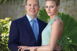 Alberto de Mónaco anuncia su boda con la sudafricana Charlene Wittstock