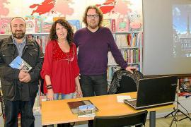 Tomàs Vibot presenta su libro 'El Modernisme a Mallorca. Guia per a una descoberta'