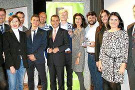 Entrega de Premis Joves Empresaris