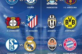 Schalke, City y Leverkusen,  rivales de Real Madrid, Atlético y Barça