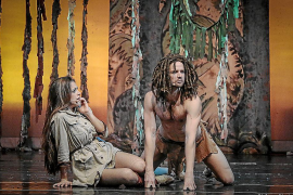 'Tarzán, el musical' llega al Auditòrium